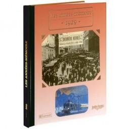 livre les années mémoire de 1929