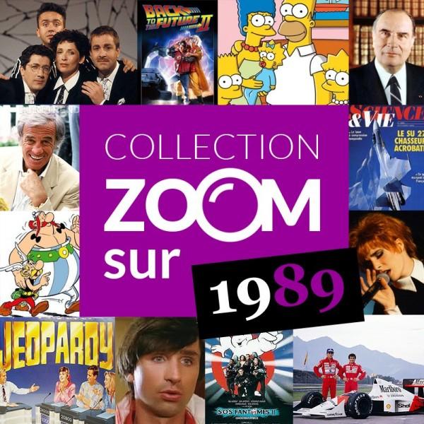 Collection Zoom sur...1989 disponible chez Journal de Naissance