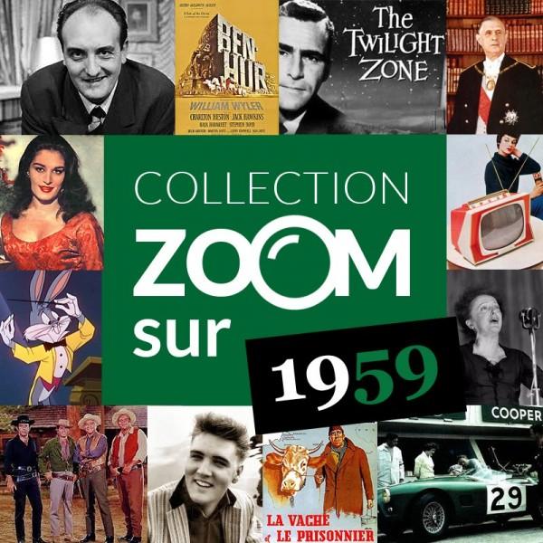 Collection Zoom sur...1959 disponible chez Journal de Naissance