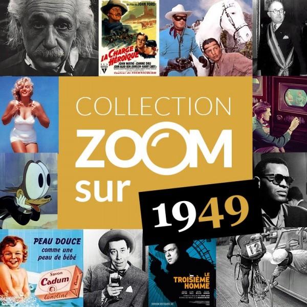 Collection Zoom sur...1949 disponible chez Journal de naissance