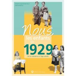 livre nous les enfants de l'année 1929