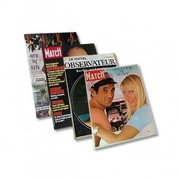 Magazine d'époque