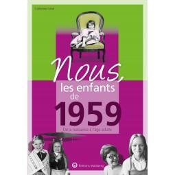 Livre nous les enfants de 1959