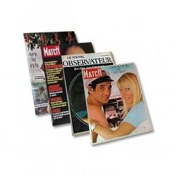 magazines de 1989