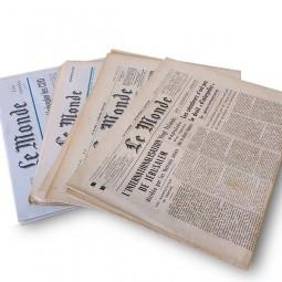 journaux de 1999