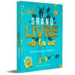 le grand livre de ta vie : 100 questions pour vous guider