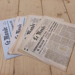 journaux de naissance